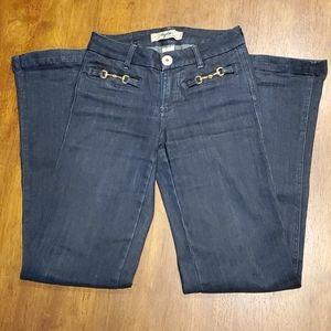 Tyte Jeans w/ Snaffle Bit Pockets - size 1